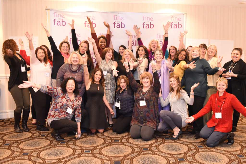 Fine to FAB - Transformational Weekend