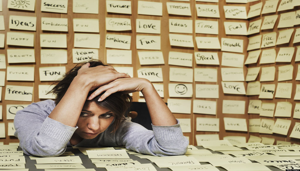 7 Tips For How To Handle Feeling Overwhelmed At Work ...