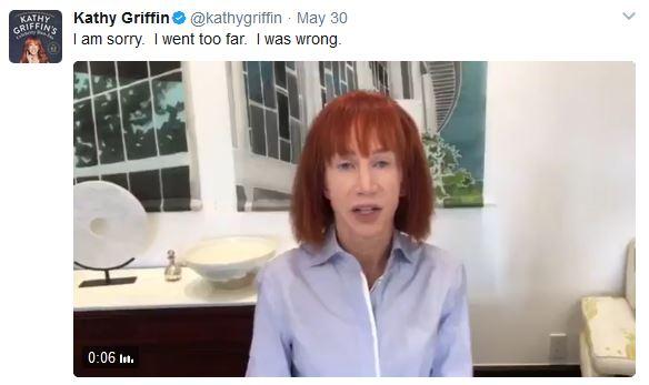 Kathy Griffin Bullied President Donald Trump