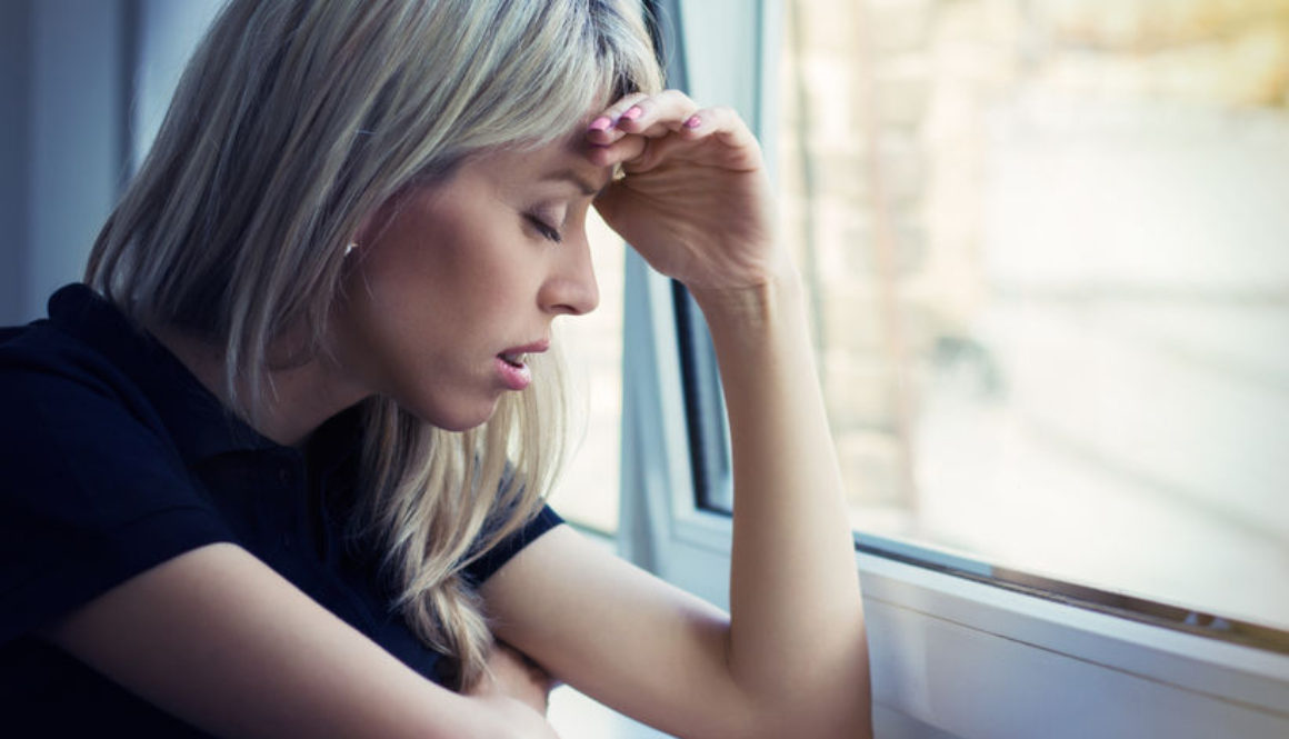 low self-esteem after a break-up