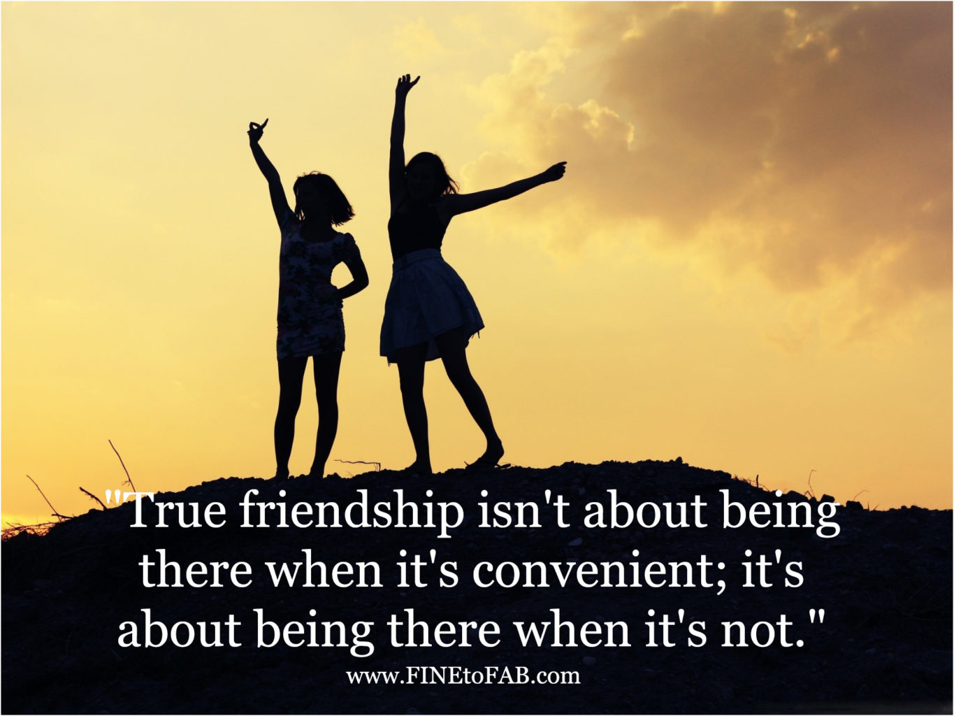 25 Inspirational Friendship Quotes That You Must Share ...