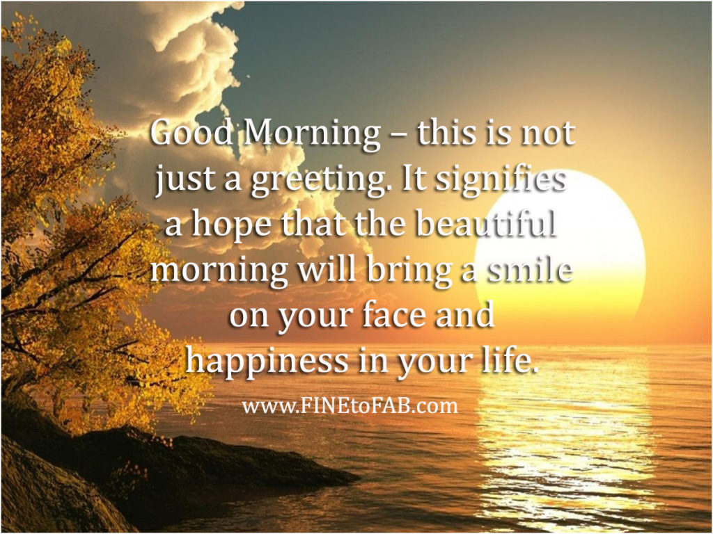 Good Morning Quotes: Inspirational Good Morning Quotes To Start Your Day