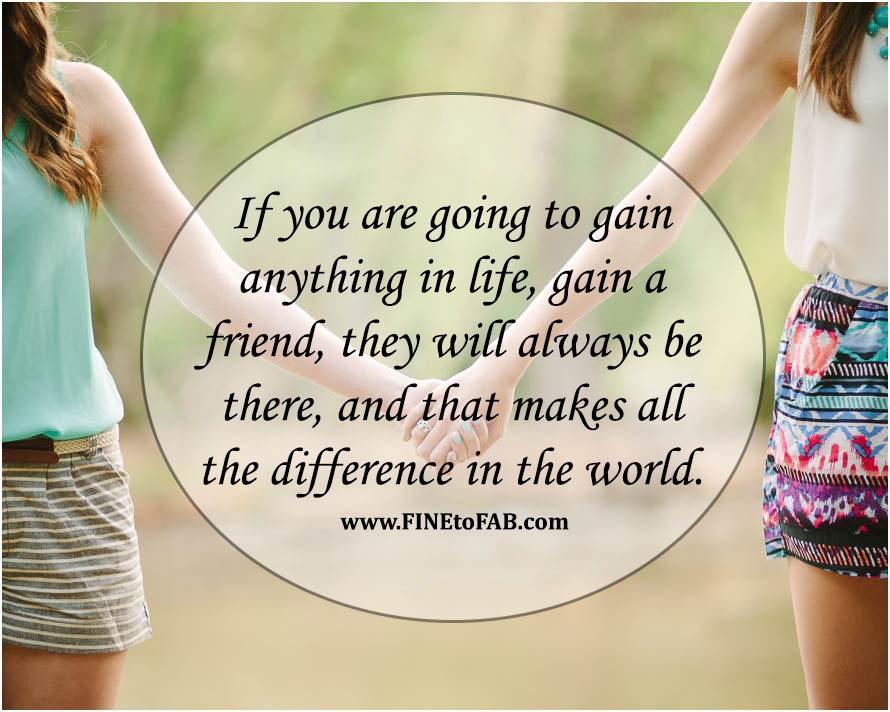 25 Inspirational Friendship Quotes That You Must Share