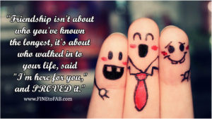 Image of: Uplifting Inspirational Friendship Quote Fine To Fab 25 Inspirational Friendship Quotes That You Must Share Fine To Fab