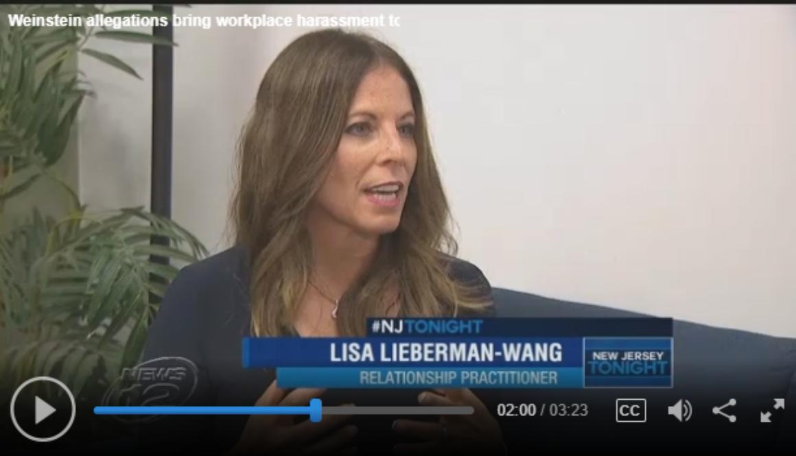 Lisa Lieberman-Wang Relationship Practitioner - News 12 NJ