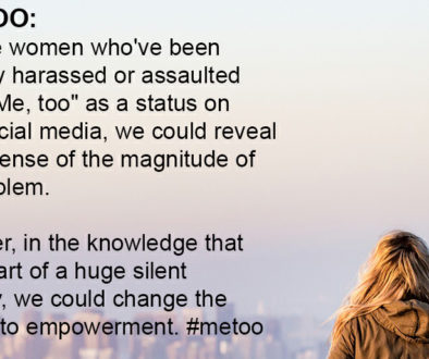 #MeToo Sexual Harassment or Assault for Women #FINEtoFAB MeToo