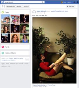 Social Media #metoo Facebook